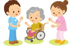 介護老人福祉施設しろやまグループ介護