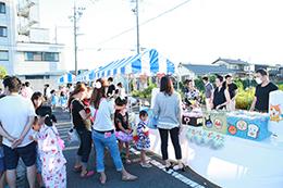 来光会夏祭り2015092