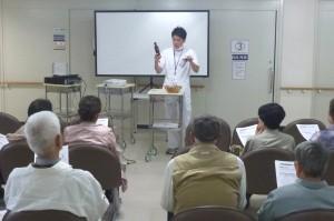 糖尿病教室20150401